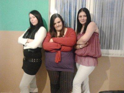 moi et les deux belle soeurs