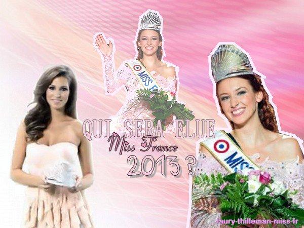 Les Miss régionales + mon sondage.