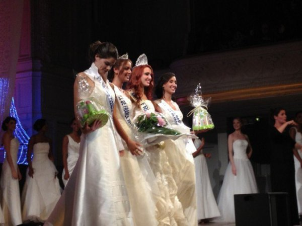 Miss Ile de France 2012.