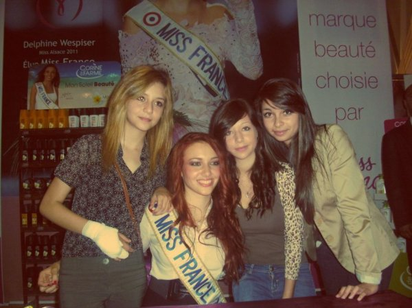 Miss France 2012.