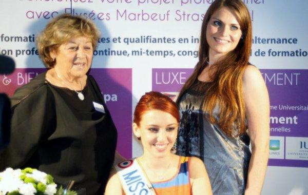 Delphine Wespiser : Elisées Marbeuf
