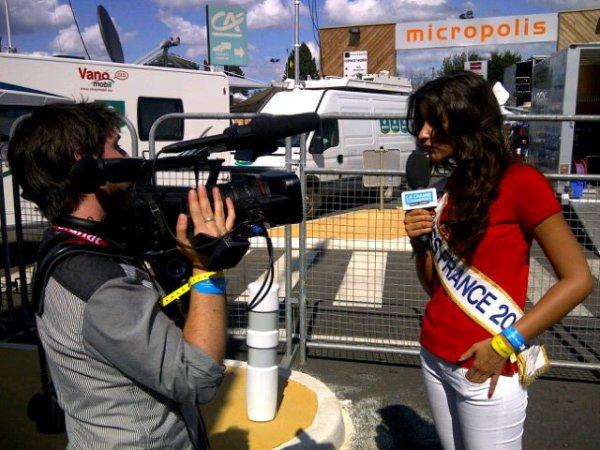 Quatre Miss France.