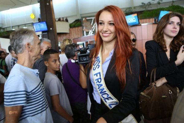 Miss France 2012 à la Réunion.