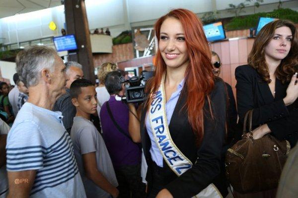 Miss France 2012 à la Réunion.