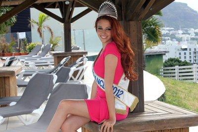 Vidéo de Miss France 2012 : Delphine Wespiser.