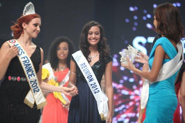Election de Miss Réunion 2012.