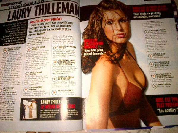 Laury Thilleman :)