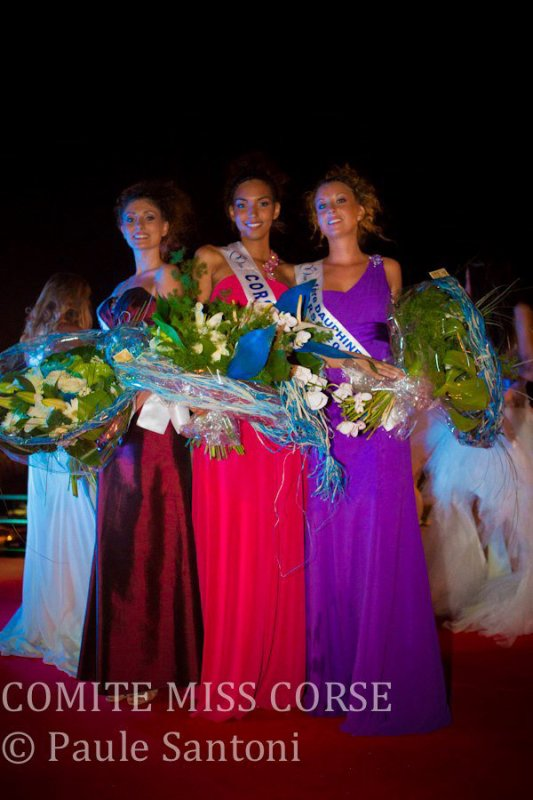Miss Corse 2012 : Louise Robert