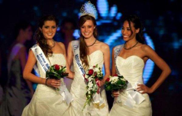 Miss Nouvelle-Calédonie 2012.
