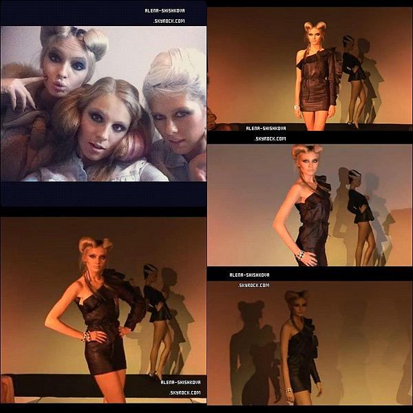 31/08/2012 : Les dernières photos d'Alena pour la collection Dulcis SHOP sont enfin dévoilées !