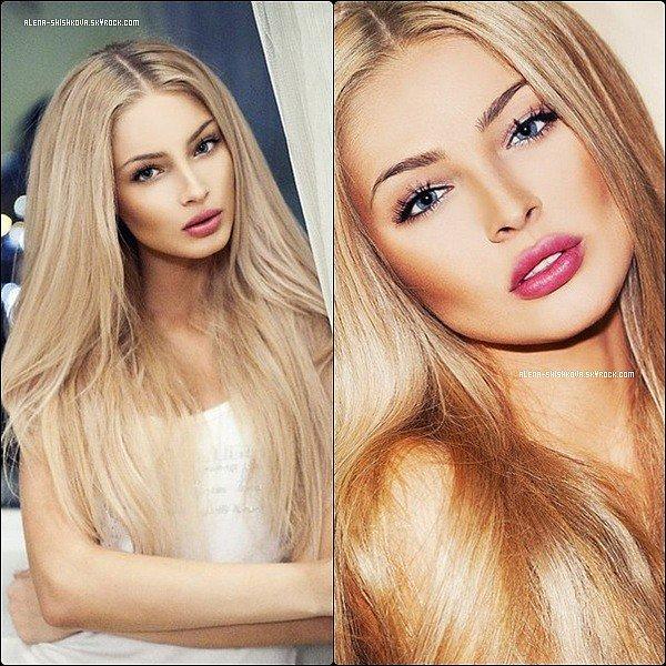 01/11/12 : Alena a posé pour la photographe Dasha Buznikova. + nouvelles photos personnelles.