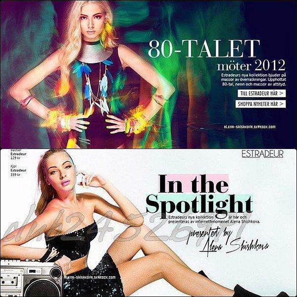 08/11/2012 : Alena, posant pour Nelly de nouveau.