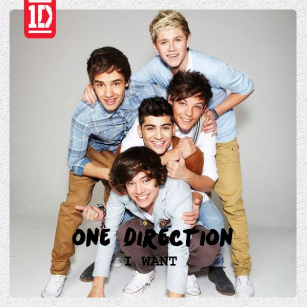 Up All Night / I Want ( Live ) - One Direction (2011)