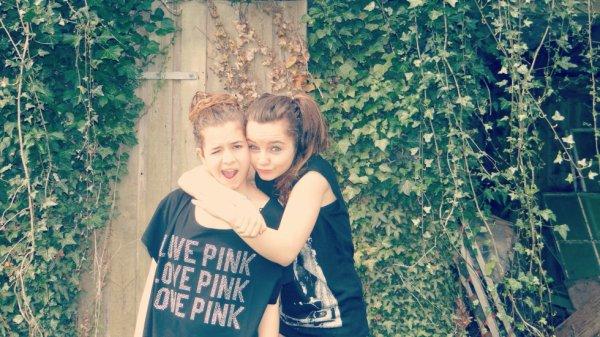 moi et ma cousine!! <3