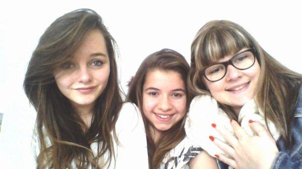 mes cousines d'amour a moi!! <33