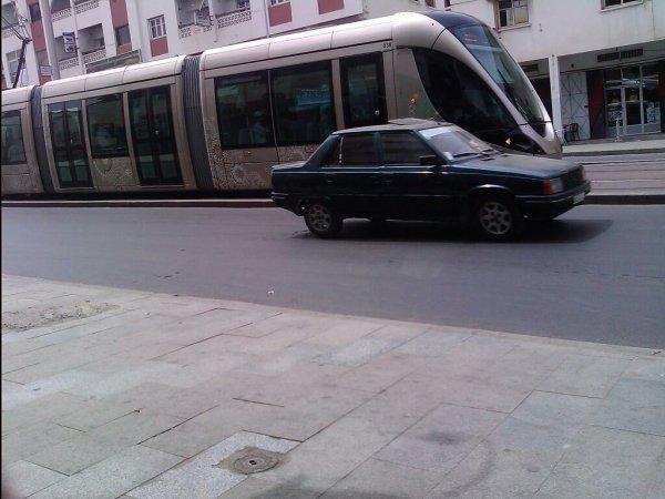 tramway maroc