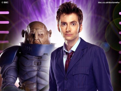 DOCTOR WHO ..... ALLONS-Y