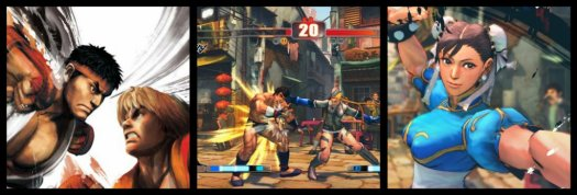 Super Street Fighter lV