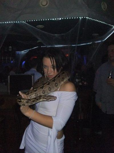 vous etes plutot araignée ou serpent!!!!!!!