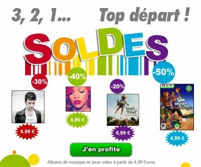 3,2,1...TOP DEPART SOLDES 2012 sur Starzik.com !