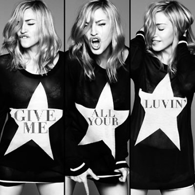 Give Me All Your Luvin, Le Nouveau Single de Madonna déjà sur Starzik !