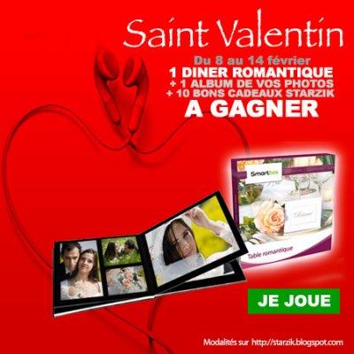 Concours Spécial Saint Valentin 2012