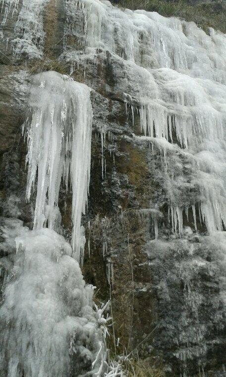 Cascade de glace a chambery