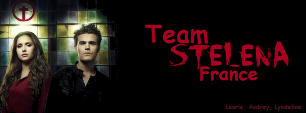 Ma page Facebook : TEAM STELENA FRANCE