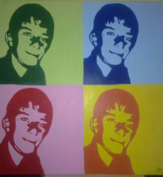 :: Warhol warhol... <3