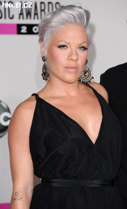 P!nk aux american musci awards 2010