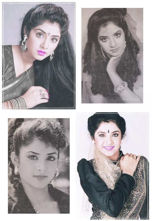 Divya Bharti mon coup de coeur