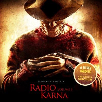 RADIO KARNA VOL.3 en téléchargement gratuit !! 6 nouveaux sons inédit !!