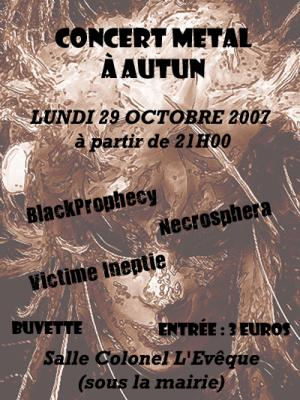 concerts 2007/ 2008 / 2009 / 2010 / 2011