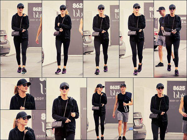 27/11/16 - Rosie Huntington a été photographiée à la sortie de son sport dans West Hollywood, en CA. Il était temps de revoir Rosie, ça faisait presque 1 mois sans nouvelles !! Cependant rien d'extraordinaire, une sortie sport, tenue habituelle.