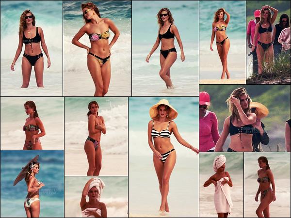 09/01/18 - La mannequin Rosie Huntington  a réalisé un nouveau shoot de maillot de bain aux Bahamas. Environnement paradisiaque pour les nouvelles photos de Rosie Swim ! Je ne suis pas vraiment fan des maillots malheureusement ...