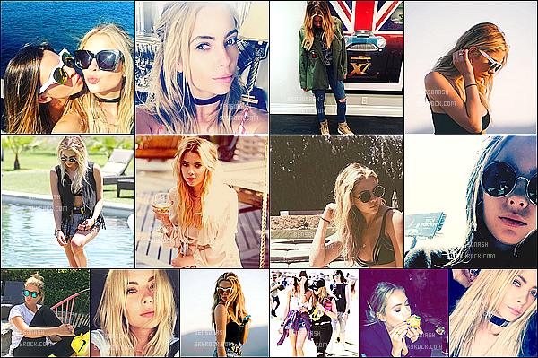 Découvrez ces magnifiques photos d'Ashley, qu'elle a elle même publié sur son compte instagram. TOP