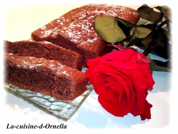 Mini cake cacao à la Ornella