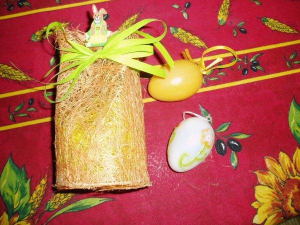 Echange de Pâques reçu : 2