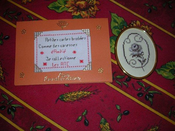 Ronde des cartes d'anniversaire : Septembre