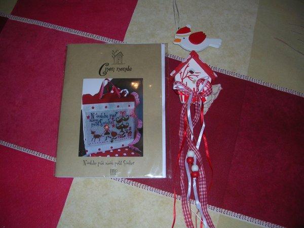 Echange de Noel sur 7 jours N° 2 - 19 décembre