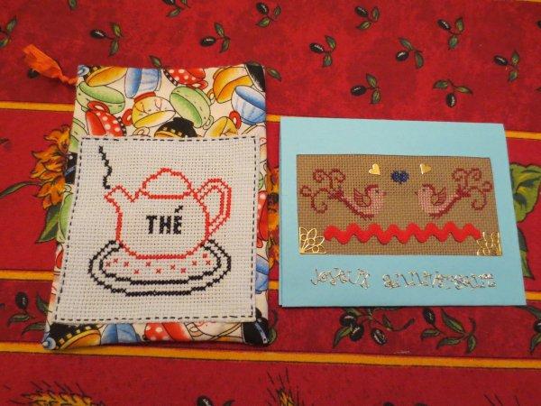 Ronde des cartes d'anniversaire : Février