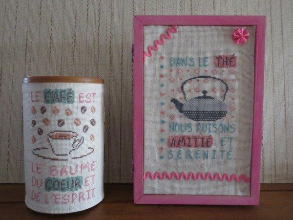 thé ou café??