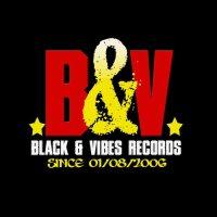 Black & Vibes / Young Puff feat. Mickige, Blaka BoY & La Dope - Hard Life (B&V)  (2011)