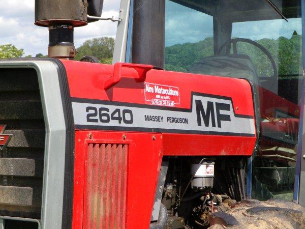 Massey fergusson 2640