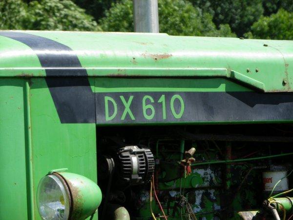 Deutz DX 610