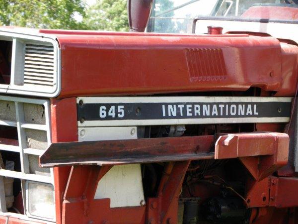 IH international 645