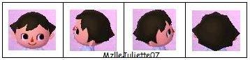 Les coiffures garçon (suite)