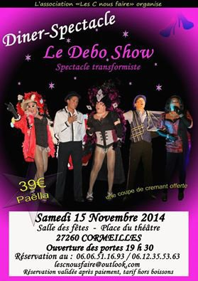 Spectacle Le Debo Show