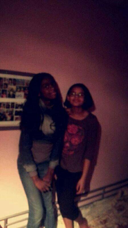 Nous #Clara et moi