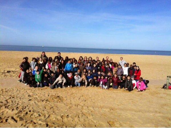 (Normandie) Au revoir la mer ;(